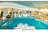 Traum Wellnesshotels im Bayerischen Wald